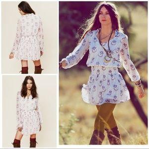 Free People | Wild Horses Dreamcatcher Dress M
